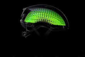 「WaveCel」を搭載したサイクリングヘルメット