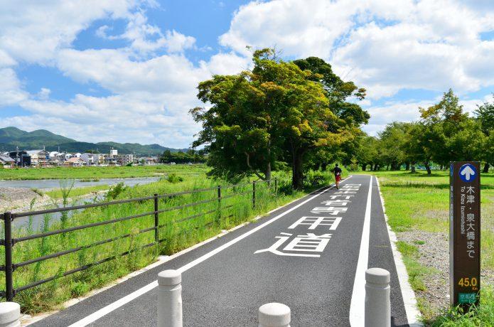 京都サイクリングロード