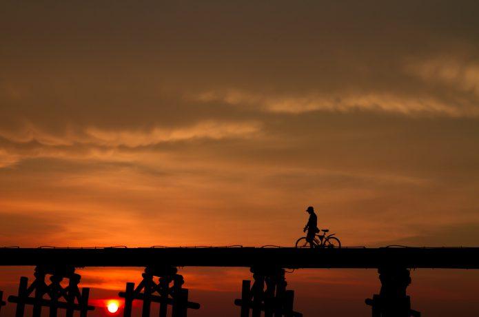 京都自転車