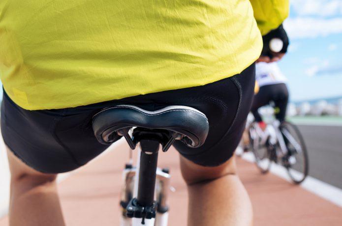 自転車 サドル