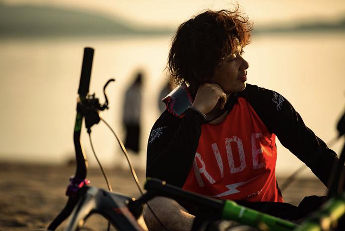 プロマウンテンバイクライダー阿藤寛