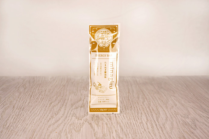 minagiru ENERGY BAR「たまねぎ醤油味」