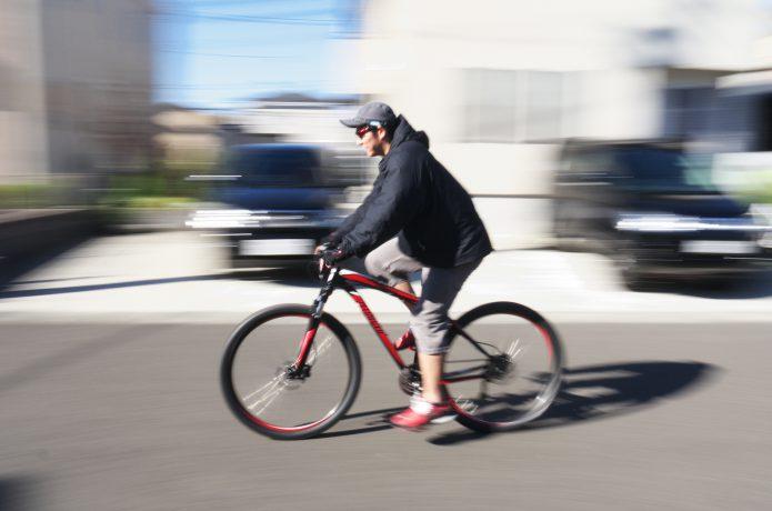 クロスバイクがおすすめ