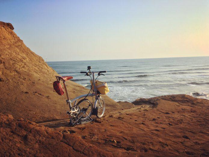 自転車の可能性を拡げるブロンプトン