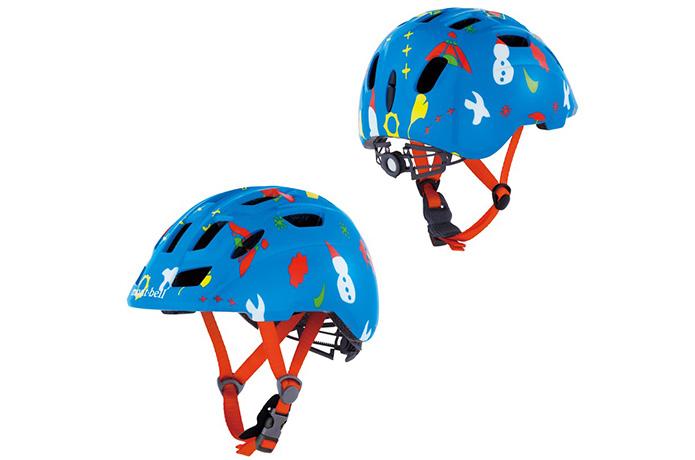 モンベルのヘルメット