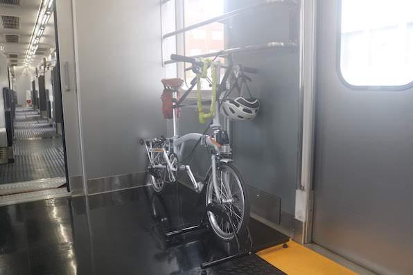 ラックに積めない自転車でも大丈夫!