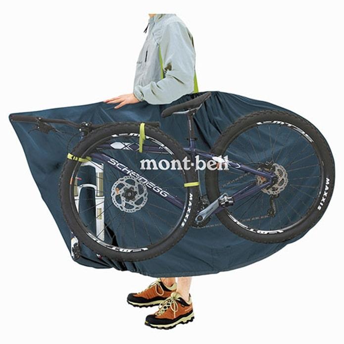 モンベル 輪行袋