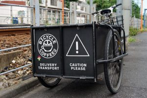 BICYCLE COFFEEの自転車