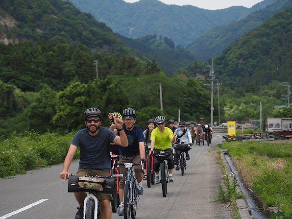 ソロでも仲間とでも、家族とでも。自転車旅を遊ぼう