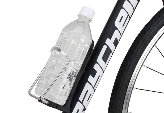 ペットボトル用のボトルケージ