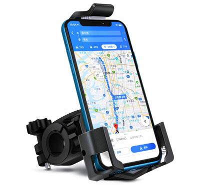 ナビゲーションアプリで道に迷わずサイクリング