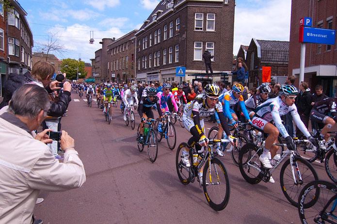 世界3大自転車レースの1つ「ジロ・デ・イタリア」