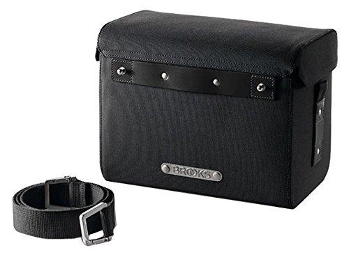 BROOKSの箱型フロントバッグ