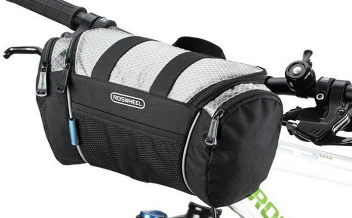 ROSWHEELの大容量フロントバッグ