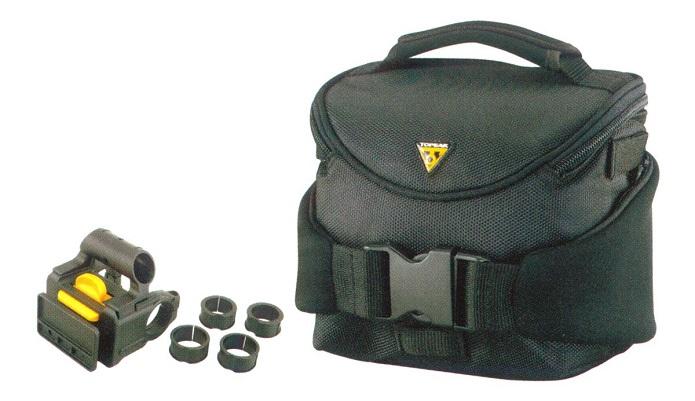 TOPEAKのアタッチメント式のフロントバッグ