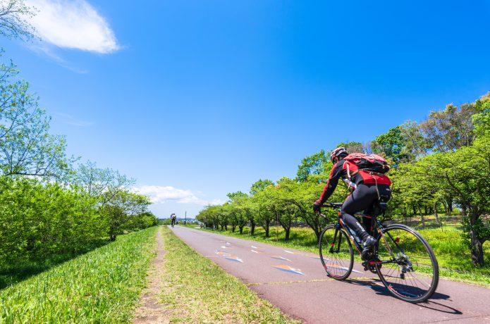 長距離サイクリング