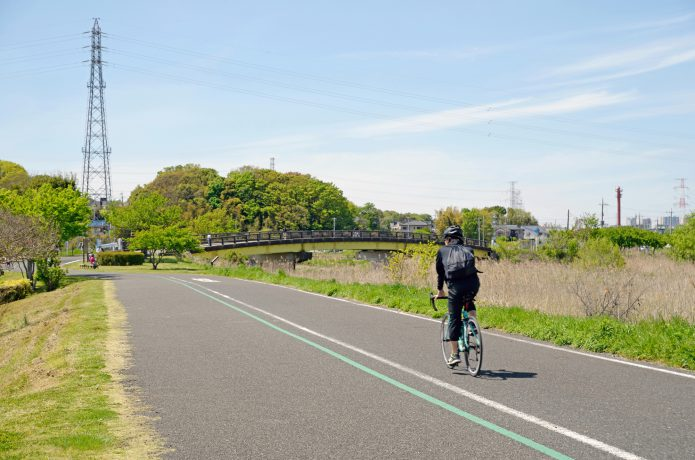 表情豊かな千葉県のサイクリングスポット