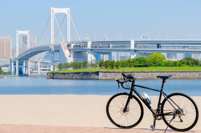 一人でも楽しめる、健康的な「サイクリング」