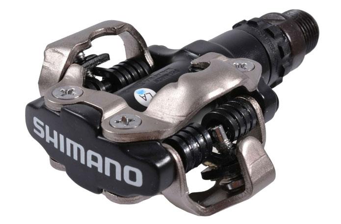 固定力が弱めの、カジュアル使用&MTB用のビンディングペダル