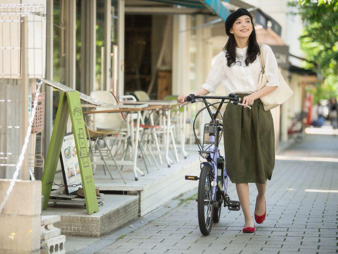 普通の自転車とはちょっと違う?電動アシスト自転車の選び方