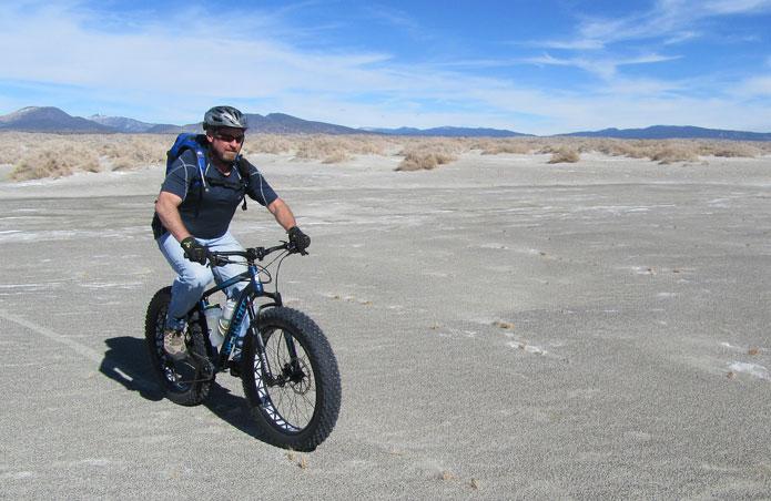 個性あふれる、ファットバイクとは