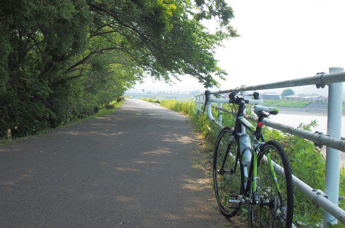 週末のサイクリングや街乗りなど