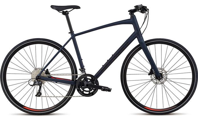 街乗りなら、クロスバイクが良いですよ