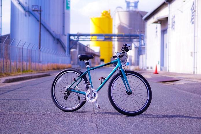 ジャイアントのクロスバイク
