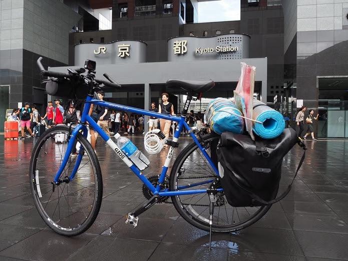 GIOSのクロスバイク