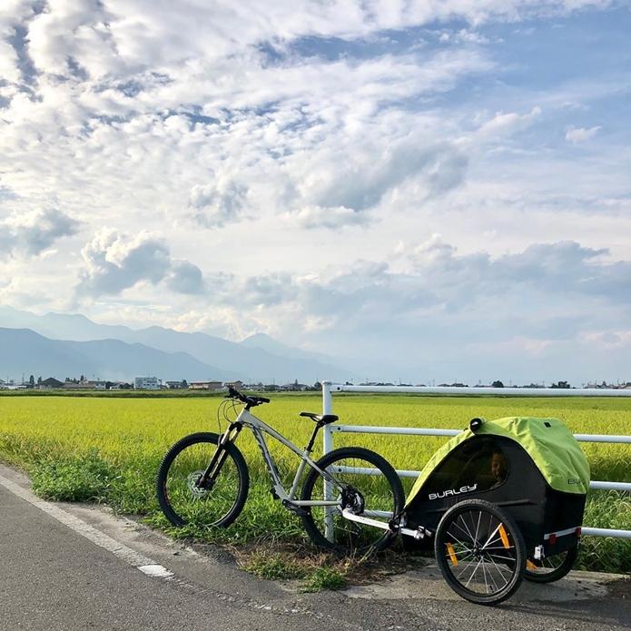 コナのマウンテンバイク