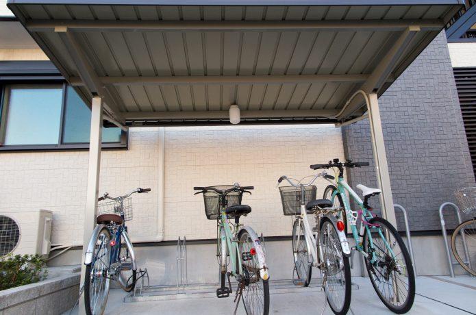 ロードバイクを自宅で屋内保管ができない場合は…