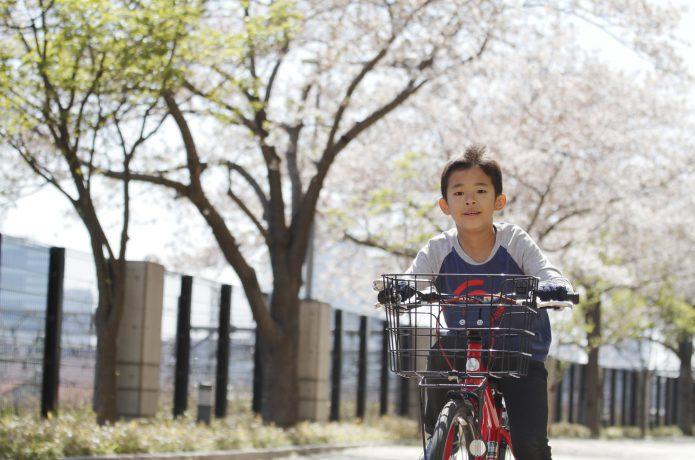 小学生の自転車、探してます?