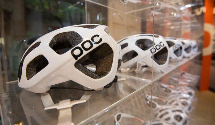 おしゃれに自転車に乗るなら、北欧の名ブランド、POCヘルメット!