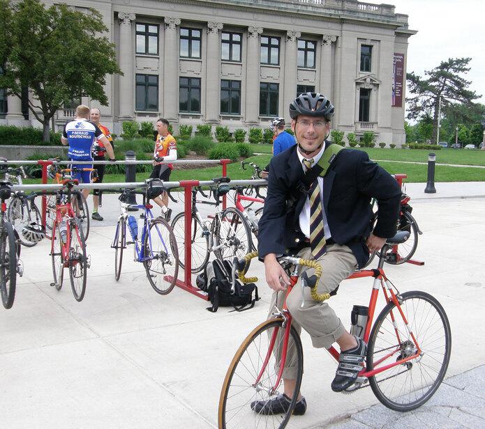 自転車通勤は人生を豊かにしてくれる!