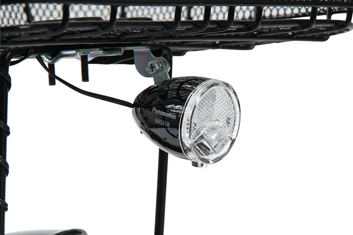 暗くなったら自動で点灯する砲弾型パナソニック製LEDオートライト