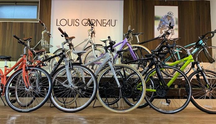 ルイガノのクロスバイク、最新ラインナップ!