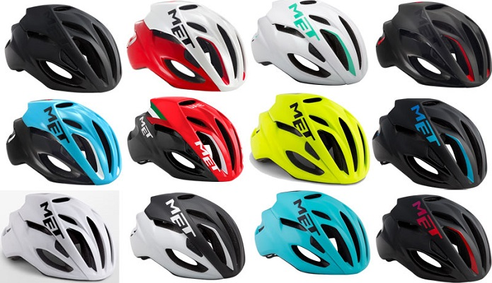 METのヘルメットは多彩なラインナップ!