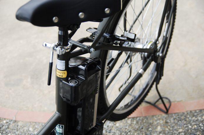 バッテリーの重さ・充電切れに注意!