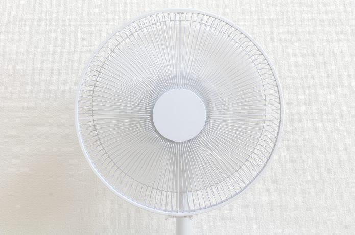ZWIFTで便利な扇風機