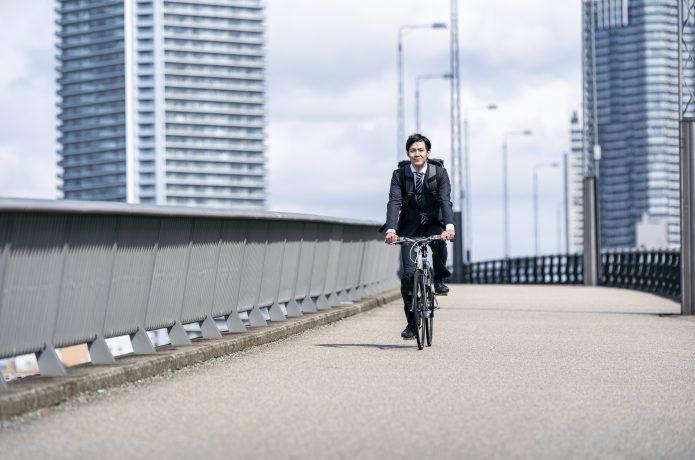街乗りで使う?それとも、長距離サイクリング?