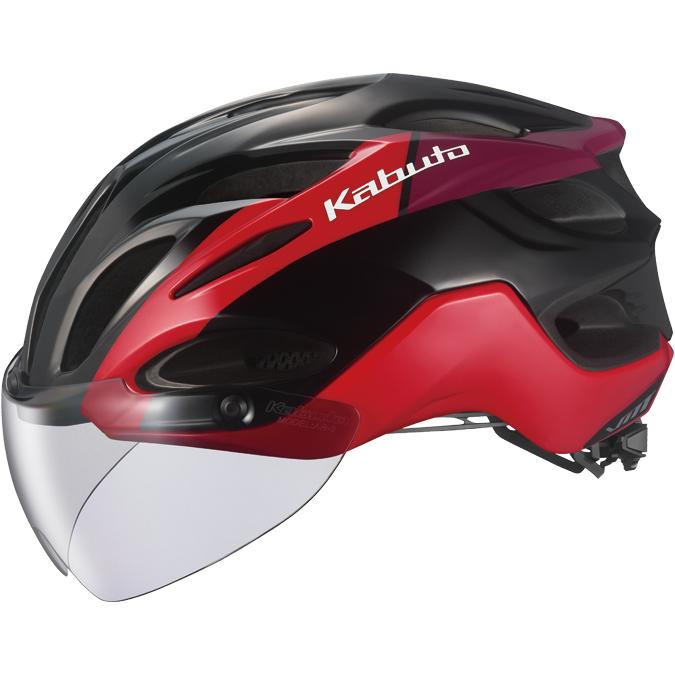 シールド対応ヘルメットも豊富