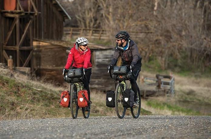 旅を楽しむ自転車と言えば「ランドナー」