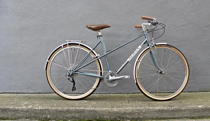 ミキストフレームは、どんなタイプの自転車がある?