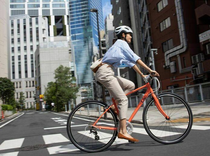 女性が乗りやすいクロスバイクの見つけ方