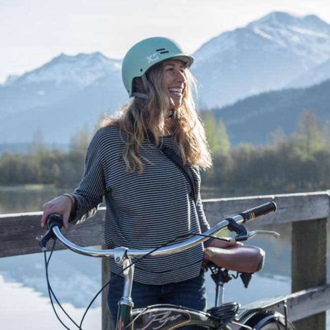 カジュアルにかぶれる、おしゃれなヘルメットがほしい!