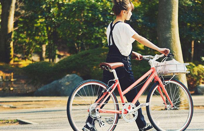 女性向けのクロスバイクが気になる!