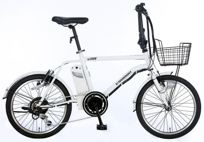 電動アシスト自転車なら、もっと楽に走れる!