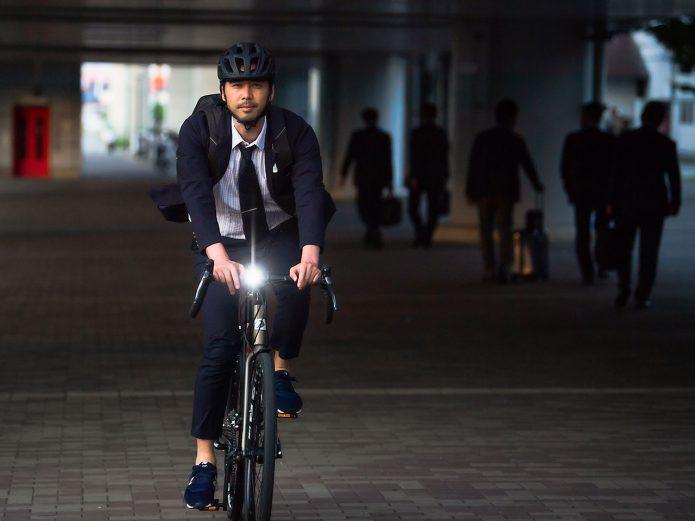 街乗りにロードバイクって、どう?