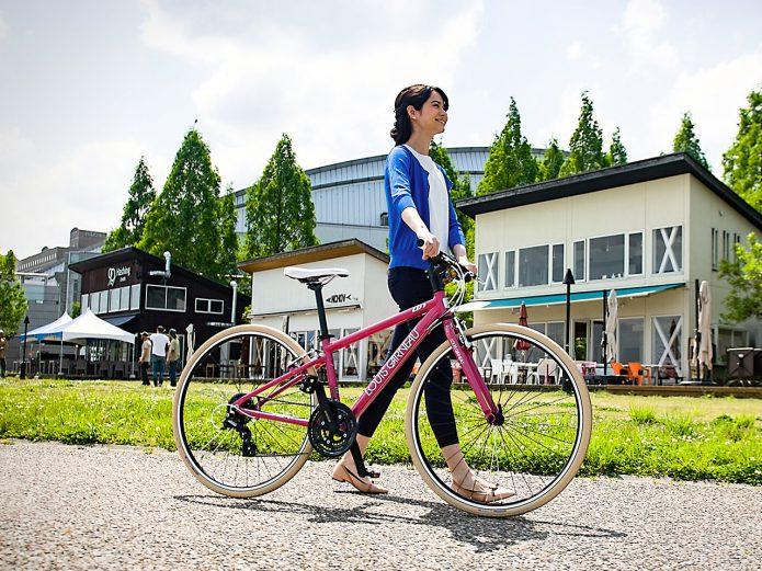 街乗りで人気の自転車4種類