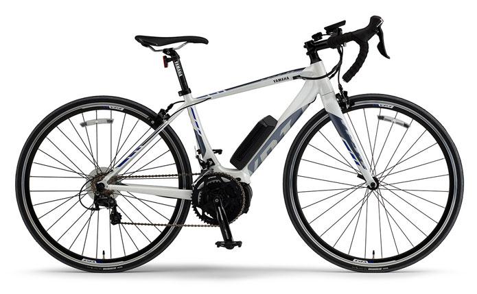 スポーティーなe-bikeも人気